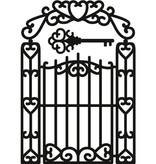Marianne Design Stanz- und Prägeschablonen, Craftables - Garden Gate