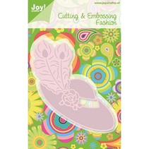 Joy Crafts, Stamping and Embossing, Hat