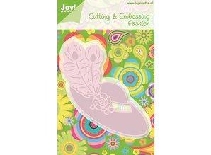 Joy!Crafts und JM Creation Joy Crafts, Stamping and Embossing, Hat