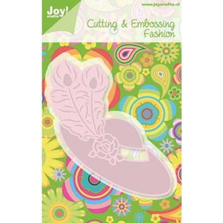 Joy!Crafts und JM Creation Joy Crafts, Stanz- und Prägeschablonen, Hut