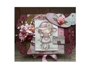 Joy!Crafts und JM Creation Joy Crafts, presning og prægning, Hat