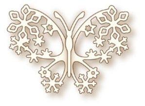 X-Cut / Docrafts NEU: Metal Stanzschablonen, Wild Rose Studio`s Specialty die, Schmetterling