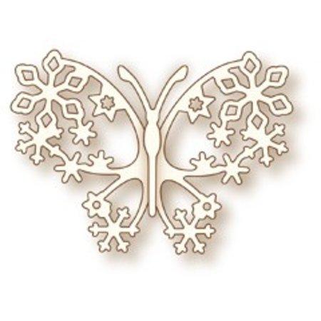 X-Cut / Docrafts NUEVO: El corte de metal muere, Wild Rose Especialidad Studio`s la mariposa