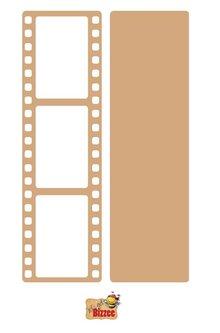 Objekten zum Dekorieren / objects for decorating Lad os få Bizzee, frame slide