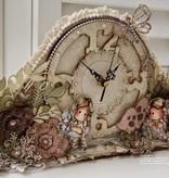 Objekten zum Dekorieren / objects for decorating Let's get Bizzee, Pendeluhr