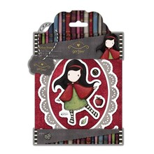 Gorjuss / Santoro Urban Stamp (10 Teile), Gorjuss, Little Red