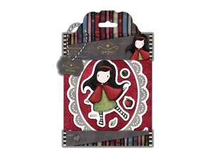 Gorjuss / Santoro Urban Stamp (10 parts), Gorjuss Little Red