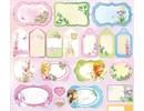 Wild Rose Studio`s Designer papir, Dreamland kort og etiketter