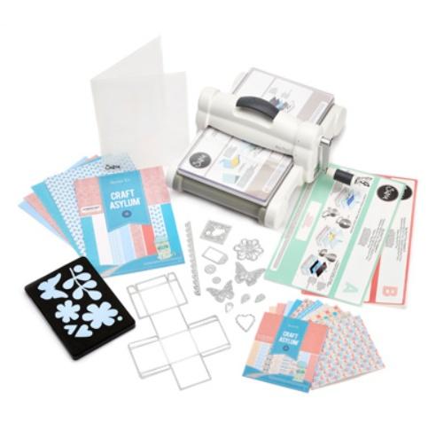 MACHINE / MACHINE SPECIAL Big Shot Plus (A4) Starter Kit