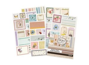 DECOUPAGE AND ACCESSOIRES Self Decoupagesticker Satin paper