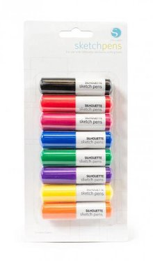 Silhouette Silhouette Schizzo Penna - Starter Pack Crayons