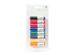 Silhouette Silhouette Sketch Pen - Starter Pack Crayons