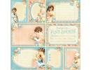 Graphic 45 Precious Memories, bebé / niño