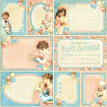 Graphic 45 Precious Memories, bambino / bambino