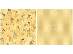 Graphic 45 Graphic 45 Once Upon A Springtime, 30.5 x 30.5 cm, Deluxe Collectors Edition