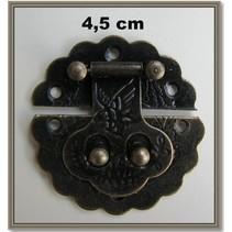 Nostalgisches Scrapbook Schloss, 1 Stück, 4,5cm