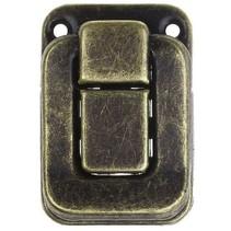 Scrapbog låse, 2 stk, 4 x 2,8 cm