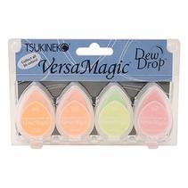 """Versamagic Dew Drop Set - """"Frugt Cocktail"""", 4 stykker"""