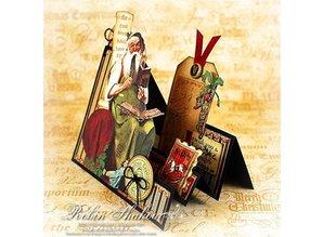 KARTEN und Zubehör / Cards Carte di base: carte imbottite, set di 4
