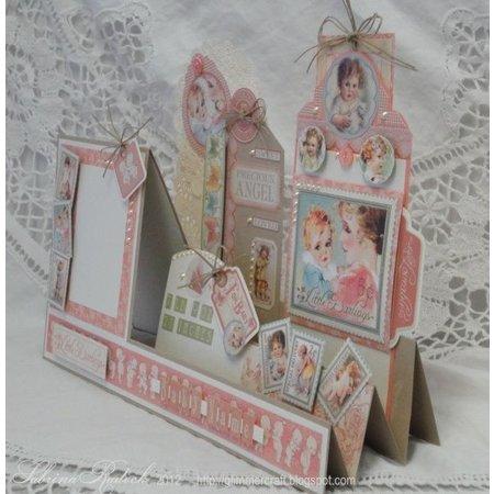 KARTEN und Zubehör / Cards Base Cards: Vatterede kort, sæt med 4
