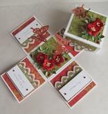 KARTEN und Zubehör / Cards Basis Schachteln: 5 Explorer Schachteln (ohne Verzierungen)