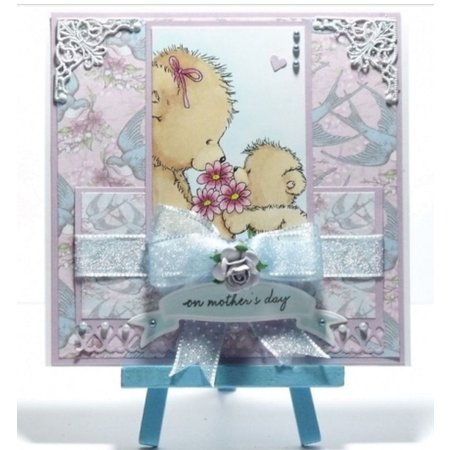 Wild Rose Studio`s Designer Block, Flight of Fancy