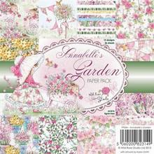 Wild Rose Studio`s Designer Block, Annabelle`s Garden