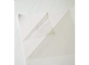 BASTELZUBEHÖR / CRAFT ACCESSORIES Double-sided adhesive sheet, 1 A4 sheet