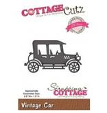 Cottage Cutz Stanz- und Prägeschablonen, CottageCutz, Vintage Car