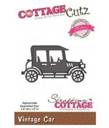 Cottage Cutz Taglio e goffratura stencil, CottageCutz, auto d'epoca