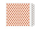 Marianne Design Embossingfolder + punch template heart