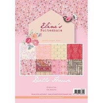 Pretty Papers - A4 - Eline's Doll House