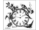 LaBlanche Lablanche Sello: Reloj Floral