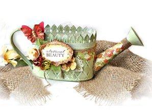 Prima Marketing und Petaloo Dekorationer Sig det i Crystal bellarouge