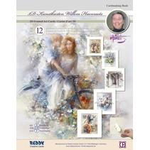 Craft tegnebog vintage til design af 12 kort