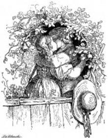 LaBlanche Timbro: Baciare gli amanti