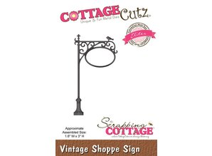 Cottage Cutz Taglio e goffratura stencil, CottageCutz annata Directory