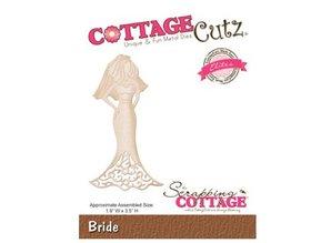 Cottage Cutz Corte y estampación plantillas, CottageCutz novia