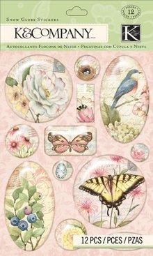 Embellishments / Verzierungen Verzierungen, Embellishments, 12 Teile