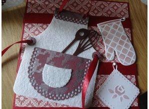 Marianne Design Marianne Design, Craftable forklæde, CR1246