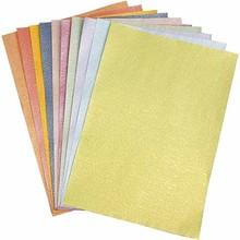 DESIGNER BLÖCKE  / DESIGNER PAPER Pearl papir, A4 21x30 cm, perlemor, 50 sider!