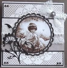 Marianne Design Goffratura e Schneideshablone, cornice decorativa