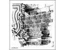 LaBlanche LaBlanche Stamp: brick wall background