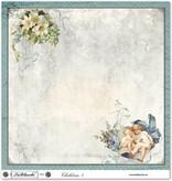 """Designer Papier Scrapbooking: 30,5 x 30,5 cm Papier Designpapier """"Kinder / Baby 5"""" nostalgie Pur!"""