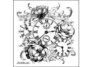 LaBlanche Lablanche Stempel: Romantisk Clock