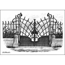 LaBlanche Stempel: Das goldenen Tor