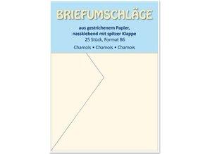 KARTEN und Zubehör / Cards Envelopes B6, chamois