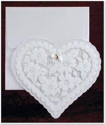 BASTELSETS / CRAFT KITS: NYHED: Eksklusive Edele hjerte kort med folie og glitter