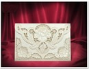 BASTELSETS / CRAFT KITS: NEW: Exclusive Edele envelope cream roses cards