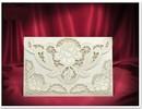 BASTELSETS / CRAFT KITS: NUEVO: Exclusivo Edele rosas crema sobre de tarjetas